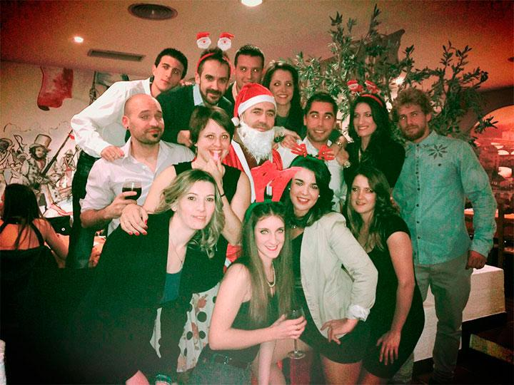 2015.01 Cena Navidad